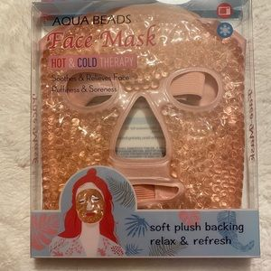 Aqua Beads mask Hot and Cold Therapy